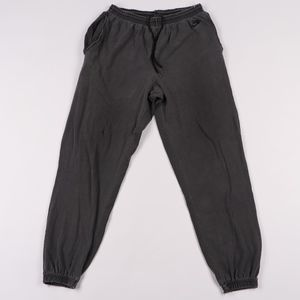 90s Nike Mens Medium Spell Out Cotton Jogger Pants